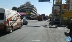 وقفة احتجاجية على قانون قيصر في ساحة شتوره