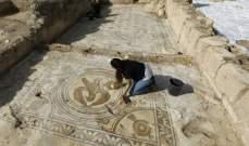 اكتشاف كنيسة بيزنطية قرب القدس تعود إلى القرن السادس