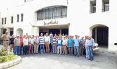 النشرة: اضراب عام في صيدا لجميع القطاعات في المدينة