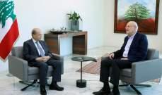 الرئيس عون وميقاتي تبادلا الآراء في الصيغ المقترحة لتوزيع الحقائب الوزارية على الطوائف
