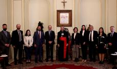 رئيس الاتحاد السرياني: لإطلاق جبهة إنقاذية تحاكي المجتمع الدولي وتطالب بالتدخل لإنقاذ لبنان