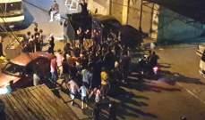 النشرة: مسيرة ليلية في مخيم عين الحلوة احتجاجا على قرار وزير العمل