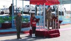 قائد قوات اليونيفيل زار مقر قيادتي الكتيبتين النيبالية والاندونيسية