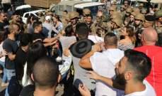 الشرق الأوسط عن سفير أوروبي: لماذا استعملت القوة بجل الديب ولم تستخدم مع الذين هاجموا المعتصمين بالساحات؟