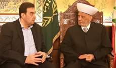 البعريني من دار الفتوى: الوضع في لبنان يتطلب معالجة سريعة وإنقاذيه