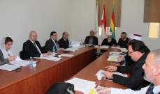 المجلس المذهبي الدرزي: لاقرار قانون انتخابي لا يلغي اي من مكونات الوطن