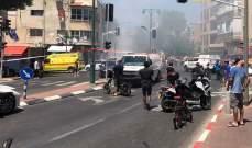 """سرايا القدس: إستهداف """"هرتسيليا"""" شمال تل أبيب برشقة صاروخية كبيرة"""