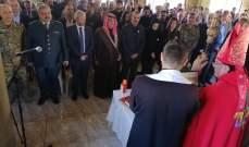 رحمة ترأس قداسا باليمونة إحياء لذكرى شريف: ما أحوجنا لسياسة المحبة