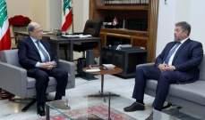 النائب نعمت افرام لم يسم احدا لرئاسة الحكومة