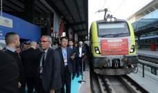 خارجية تركيا: انطلاق أول قطار بضائع من تركيا للصين يعبر قارتين وبحرين و5 دول