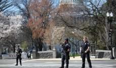 تجمعات بمحيط البيت الأبيض قبيل إغلاق مراكز الاقتراع وظهور النتائج