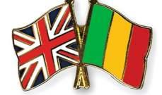 وزارة الدفاع البريطانية ستنشر العام المقبل 250 عسكريا في مالي لحفظ السلام