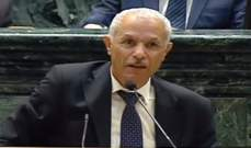 نائب أردني:لرفع الحصانة عن 3 وزراء بسبب تصريحاتهم عن حادثة سفارة اسرائيل