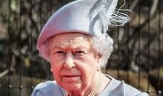 الملكة إليزابيث: بريكست في 31 تشرين الأول هو أولوية الحكومة