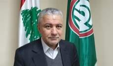 محمد نصرالله تمنى تنفيذ البطاقة التمويلية بأسرع وقت: على الحكومة الإسراع بمعالجة الملفات المجمدة