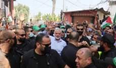 زيارة لافتة لهنية بعد غياب 28 عاماً ولقاء مفصلي مع نصرالله