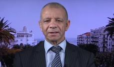 وزير السياحة الجزائري الأسبق أعلن ترشحه للانتخابات الرئاسية