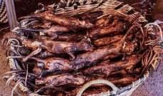 جرذان للاستهلاك في أسواق ومطاعم تحمل سلالات من كورونا