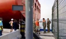 الدفاع المدني: نواصل مهامنا في المرفأ بعد 72 يوما على الانفجار