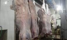 تجمّع بائعي اللحوم في صور شكر بري على اهتمامه بإعادة العمل في مسلخ صور