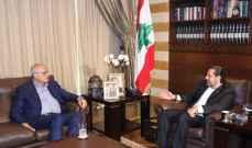 سعد الحريري يلتقي علي حسن خليل في هذه الاثناء