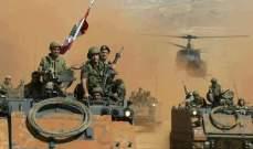 مصادر للنشرة: الجيش اللبناني يضع اللمسات الاخيرة قبل الهجوم على داعش