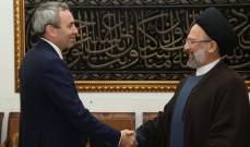 السفير البريطاني: ندعم فرص السلام الداخلي للبنان وأن ينعم الشعب بالاستقرار