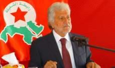 زاهر الخطيب: محور المقاومة يخوض معركة تحرير المنطقة