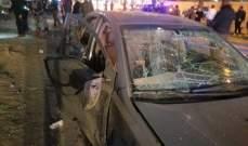 السومرية نيوز: انفجار عبوة في منطقة الكرادة وسط بغداد