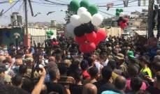 هنية يتفقد عين الحلوة: لا توطين ولا تهجير ولا للوطن البديل