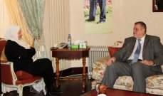 كوبيتش جدد من مجدليون دعم المنظمة الدولية لاستقرار لبنان وخروجه من ازماته