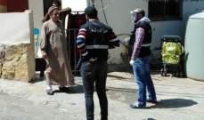 أمن الدولة في الكورة منع التجمع والمشاركة في عزاء ببرسا
