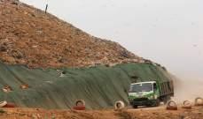 الأخبار: إفراغ حمولة أكثر من 30 شاحنة من النفايات في حفرة مستحدثة بمطمر تربل
