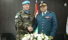 توقيع اتفاقية بين وزارة الدفاع الوطني وقوات الأمم المتحدة المؤقتة بلبنان