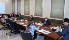 دياب ترأس اجتماع اللجنة الوزارية لاستكمال دراسة التدابير اللازمة لعودة اللبنانيين من الخارج