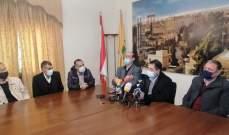 الحاج حسن: قيادة حزب الله تتابع موضوع الكهرباء في الطفيل وستكون له نهاية سعيدة