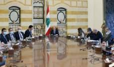 الدفاع الأعلى رفع انهاء إلى مجلس الوزراء بتمديد التعبئة إلى 5 تموز