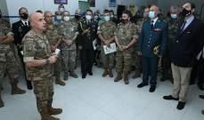 """الجيش: اختتام تمرين """"Lebanon Wide"""" الذي يحاكي مواجهة أزمة على الصعيد الوطني"""