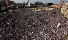 تظاهرة في ميدان التحرير في مصر لأول مرّة منذ سنوات