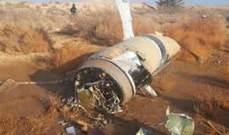 """""""روسيا اليوم"""": الصاروخان اللذان انحرفا عن قاعدة عين الأسد كانا مسيرين"""