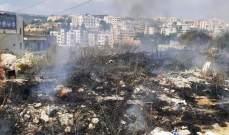 الدفاع المدني: إخماد حرائق مختلفة في السمقانية وبنت جبيل والهيشة وحوش النبي والكورة