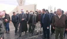 تشكيل لجنة لحل الخلافات بين أهالي طفيل برعاية الموسوي والرفاعي