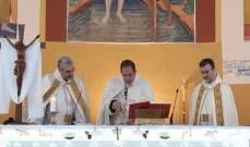 نفاع في قداس الفصح في زغرتا: للتضامن والمساعدة كل ضمن قدرته وطاقته