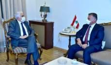 حتي يلتقي اللواء ابراهيم في وزارة الخارجية