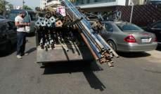 قوى الأمن: ضبط دراجات آلية وحجز مركبات مخالفة من قبل مفرزتا سير بعبدا وبيروت الأولى