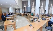 عراجي بعد لجنة الصحة: للاستفادة من مصانع الأدوية الوطنية شرط أن تكون تحت الاشراف والمراقبة