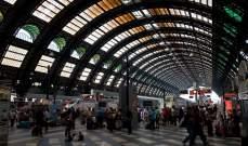إصابة 48 شخصا بحادث اصطدام في محطة قطارات برشلونة ولا أنباء عن وفيات