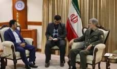 وزير الدفاع الإيراني: لا حل عسكريا لقضية اليمن وصمود شعبه أحبط مزاعم حكام الرياض