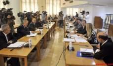 لجنة المال انجزت موازنة وزارة الداخلية والمؤسسات والادارات التابعة