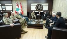 توقيع بروتوكول تعاون بين الطبابة العسكرية في الجيش ومنظمة فرسان مالطا